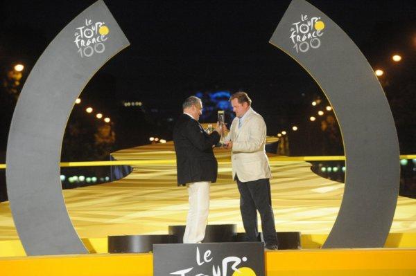 Passation entre la Corse et le Yorkshire pour le grand départ du Tour 2014