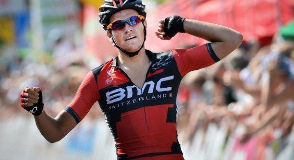 Tour de Wallonie 2013 (5eme étape): coup double pour Greg Van Avermaet...