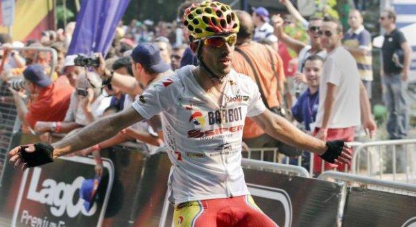 Dopage : Sergio Ribeiro écope d'une suspension de...12ans...