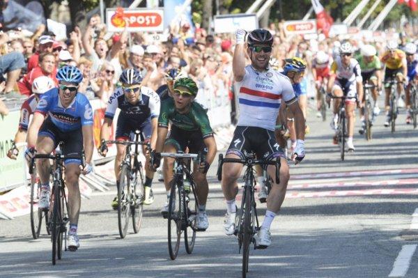 Tour du Danemark 2013 (6eme étape) : Mark Cavendish s'impose devant Bryan Coquard, Wilko Kelderman remporte l'épreuve...