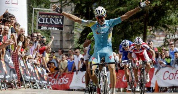 Tour de Burgos 2013 (1ere étape) : Simone Ponzi s'impose