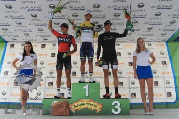 Tour de l'Utah 2013 (2eme étape) : Michael Matthews le plus rapide...