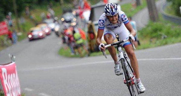 Tour de Burgos 2013 (2eme étape) : Keukelaire gagne l'étape, Anthony Roux s'installe en tête du général...