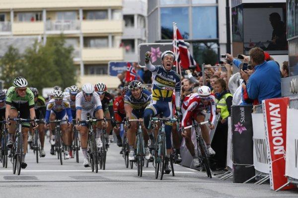 Arctic Race Of Norway 2013 (1ere étape) : Van Hummel premier vainqueur...