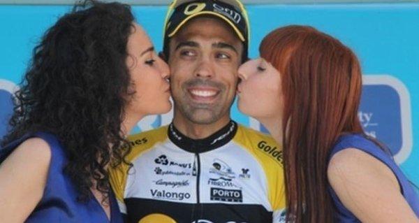 Tour du Portugal 2013 (3eme étape) : Delio Fernandez devant un autre espagnol, Wyss toujours leader
