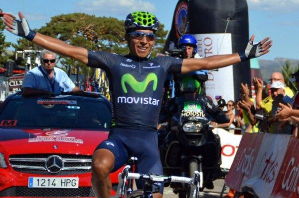 Tour de Burgos 2013 (5eme étape) : Nairo Quintana écrase l'épreuve sur l'étape reine
