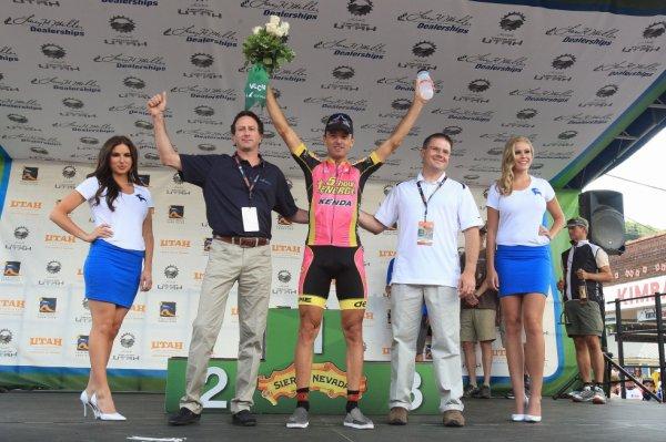 Tour de l'Utah 2013 (6eme étape) : Francisco Mancebo gagne la dernière étape, Tom Danielson rafle le général...
