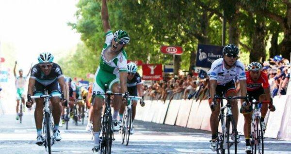 Tour du Portugal 2013 (6eme étape) : Maxime Daniel décroche sa première victoire de la saison...