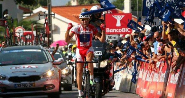Tour du Portugal 2013 (7eme étape) : Raul Alarcon vainqueur en solitaire...