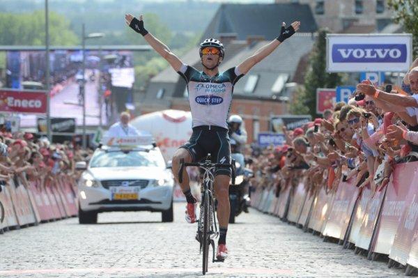 Eneco Tour 2013 (7eme étape) : Zdenek Stybar enlève l'étape et remporte l'épreuve...