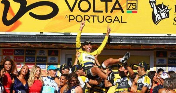 Tour du Portugal 2013 (10eme étape) : Keough vainqueur d'étape, Alejandro Marque remporte l'épreuve