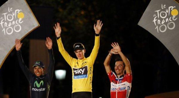 Tour de France 2013 : Aucun contrôle positif constaté...