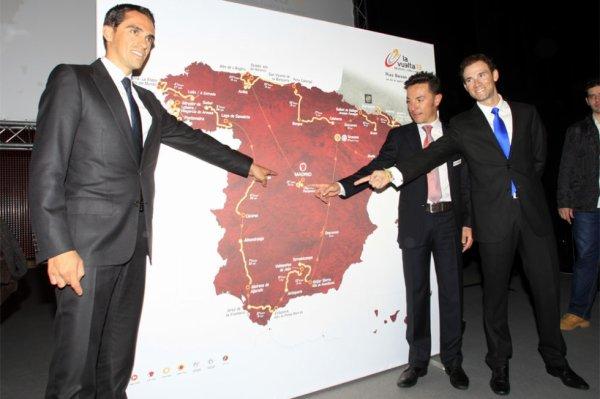 Grand départ Tour d'Espagne 2013 J-3 : le parcours de la 68eme édition