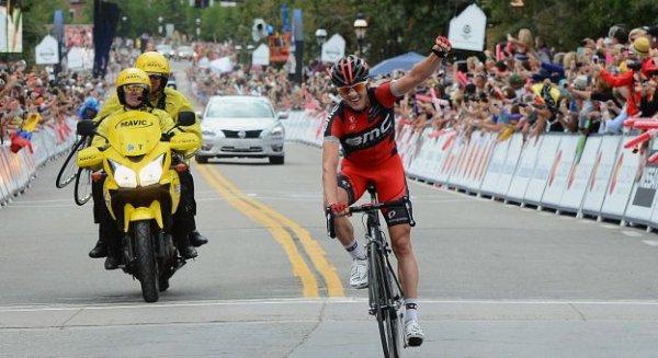 US Pro Cycling Challenge 2013 (2eme étape) : Mathias Franck à l'heure suisse...