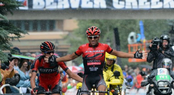 US Pro Cycling Challenge 2013 (4eme étape) : Acevedo s'impose sous la pluie, Van Garderen nouveau leader...