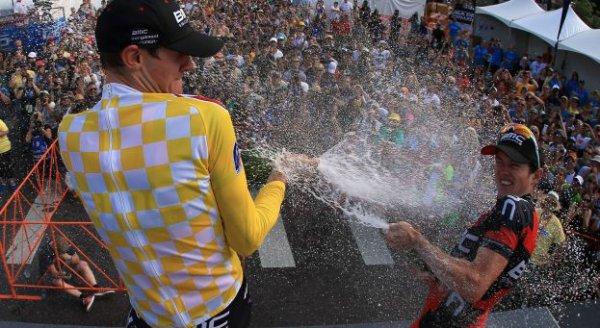 US Pro Cycling Challenge 2013 (7eme étape) : 4eme victoire pour Peter Sagan, victoire finale pour Tejay Van Garderen