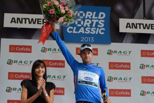 World Ports Classic 2013 (2eme étape) : Tjallinghi remporte l'étape, Nikolas Maes le général...