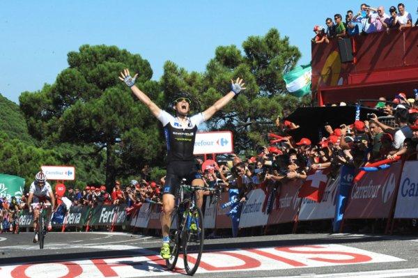 Tour d'Espagne 2013 (8eme étape) : le jour de gloire pour Léopold Konig, Nicolas Roche récupère le maillot de leader...