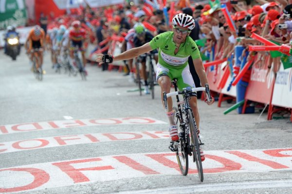 Tour d'Espagne 2013 (9eme étape) : Daniel Moreno fait coup double à Valdepenas de Jaen