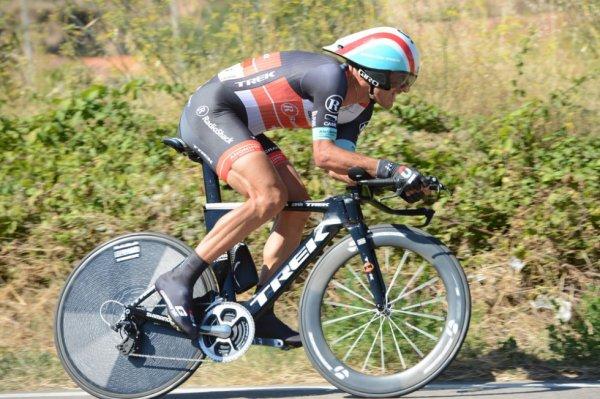 Tour d'Espagne 2013 (11étape CLM) : Cancellara écrase le contre la montre, Nibali reprend la tête du général...