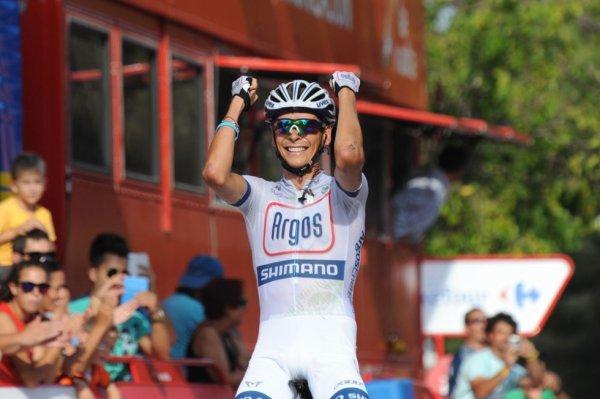 Tour d'Espagne 2013 (13eme étape) : le français Warren Barguil ouvre son palmarès professionnel...
