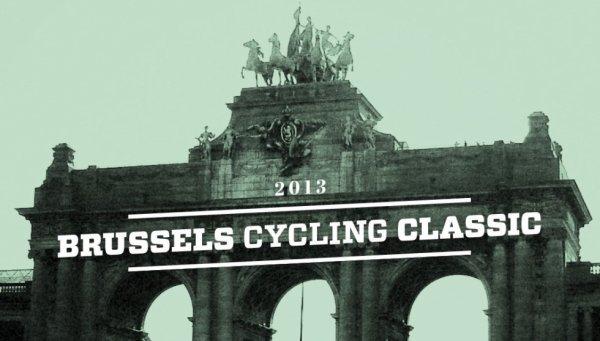 Présentation Brussels Cycling Classic 2013 (Ex Paris-Bruxelles)