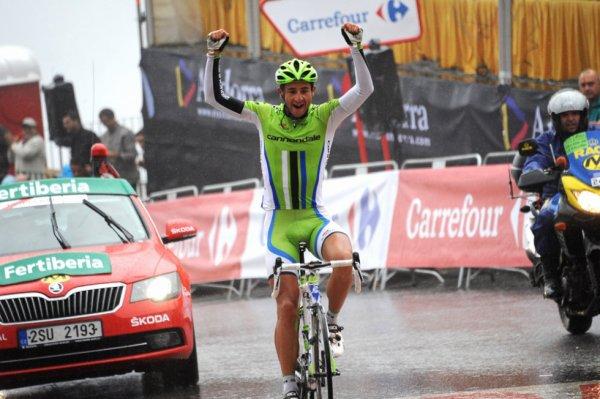 Tour d'Espagne 2013 (14eme étape): Daniele Ratto s'impose en costaud à Andorre...