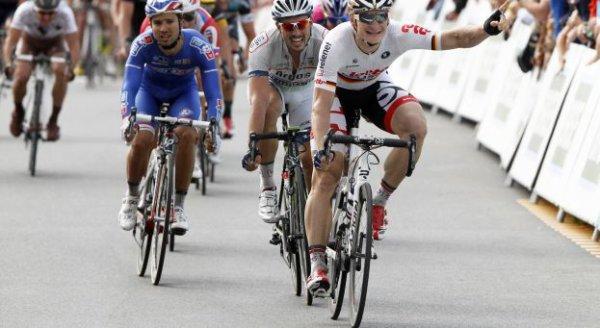 Brussels Cycling Classic 2013 : André Greipel premier vainqueur, Nacer Bouhanni sur le podium