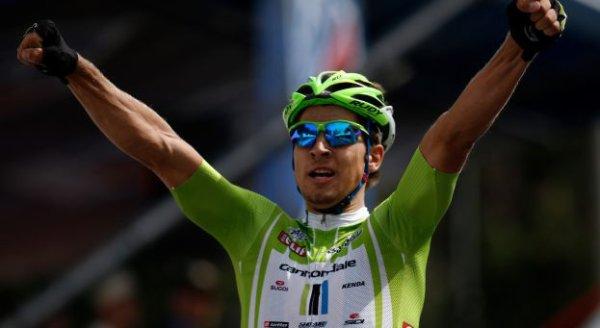 Tour d'Alberta 2013 (5eme étape) : Triplé de Peter Sagan, victoire finale de Rohan Dennis...