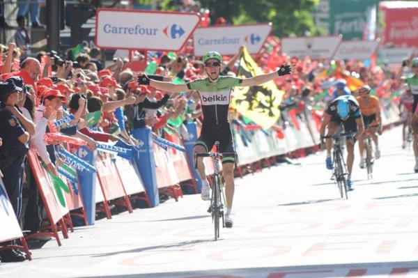 Tour d'Espagne 2013 (17eme étape): Bauke Mollema remporte une étape plus animée que prévue...