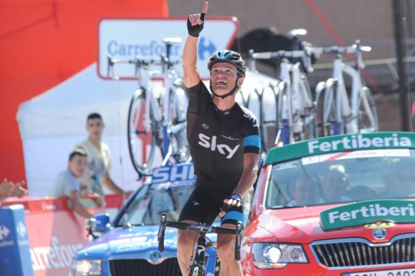 Tour d'Espagne 2013 (18eme étape) : Kyrienka gagne l'étape, Nibali sauve son maillot de leader pour...3 secondes face à Horner...