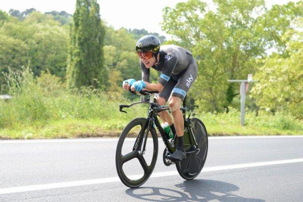 Tour de Grande-Bretagne 2013 (2eme étape) : Coup double pour Bradley Wiggins...