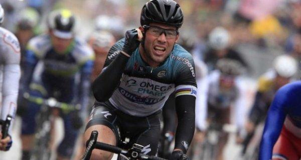 Tour de Grande-Bretagne 2013 (4eme étape) : Mark Cavendish renoue avec la victoire...