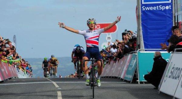 Tour de Grande-Bretagne 2013 (6eme étape) : Simon Yates s'affirme, Bradley Wiggins résiste...