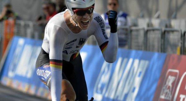 Championnats du Monde CLM 2013 à Florence : 3eme titre mondial pour Tony Martin