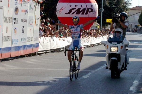 Grand Prix de Prato 2013 (Italie) : 1ere grande victoire pour le jeune Gianfranco Zilioli