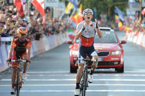 Championnat du monde 2013 sur route : Rui Costa champion du monde devant Rodriguez...
