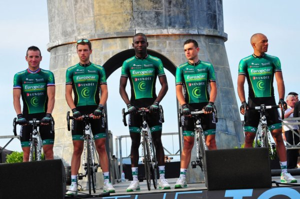 World Tour 2014 : Le team Europcar souhaite l'intégrer