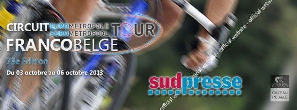 Parcours Tour de l'Eurométropole 2013