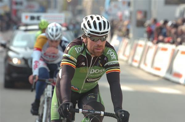 Retraite : fin de carrière pour Niko Eeckhout...à 42 ans...