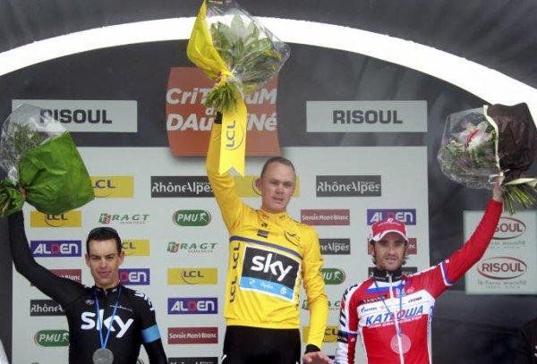 Tour de France 2014 : deux sommets dans les Alpes...