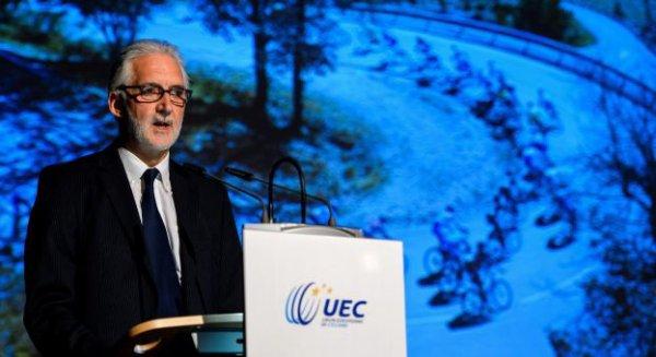 L'UCI va lancer un audit sur l'efficacité de sa lutte antidopage
