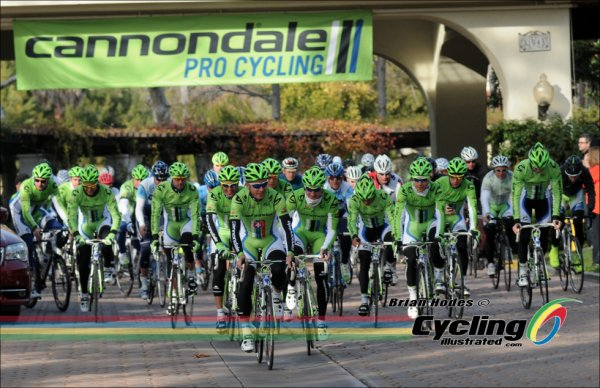 Transferts : Le récapitulatif World Tour 2013-2014 (6) : Cannondale Pro Cycling