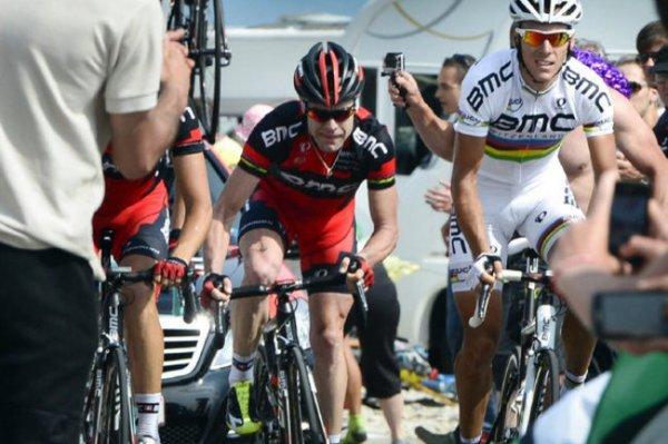 Tour de France 2014 : Cadel Evans ne devrait pas être au départ...