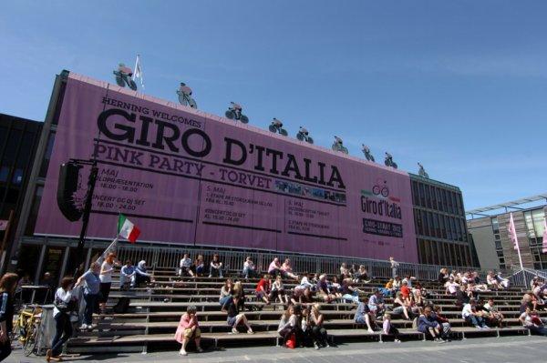Tour d'Italie 2017 : Stockholm candidate pour le Grand Départ...