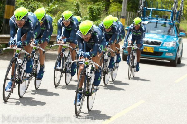 Transferts : Le récapitulatif World Tour 2013-2014 (12) : TEAM MOVISTAR