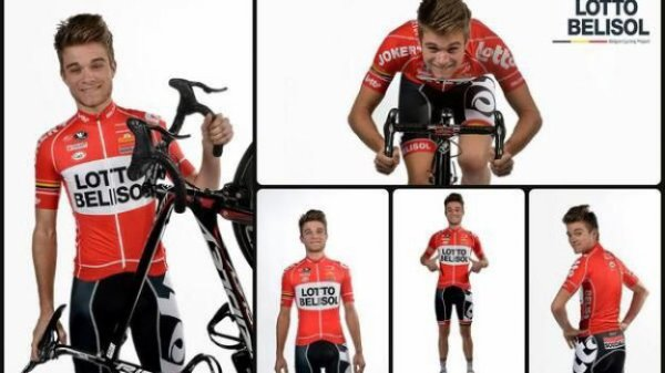 Lotto-Belisol opte pour un look rétro en 2014...