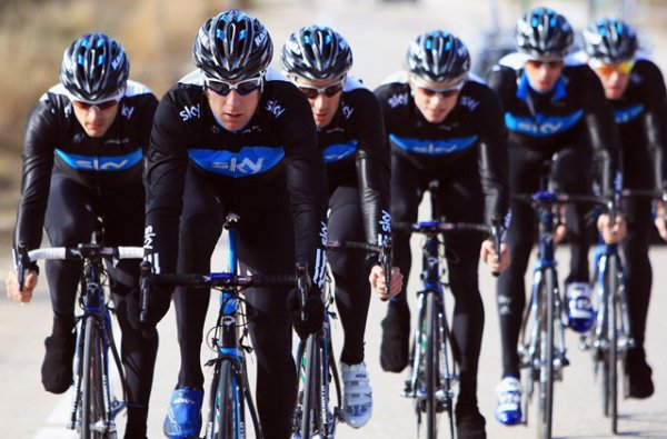 Transferts : Le récapitulatif World Tour 2013-2014 (15) : TEAM SKY PRO CYCLING