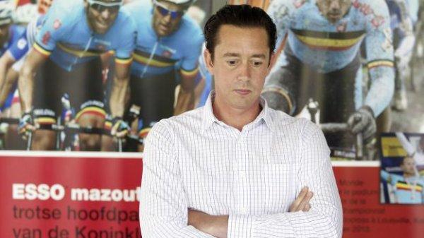 Amende de 150.000 euros et 2 ans de suspension pour Leif Hoste