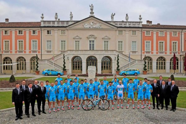 Présentation des équipes saison 2014 (1) : Team Astana